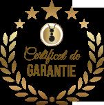 Certificat de garantie - Abs computer