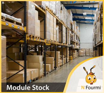 Module-stock-nfourmi