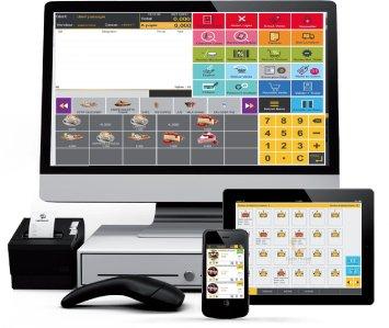 logiciel de caisse pour restaurant - Abs computer